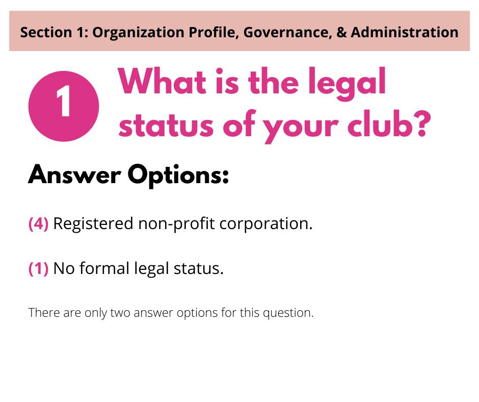 S1 Q1 Legal Status