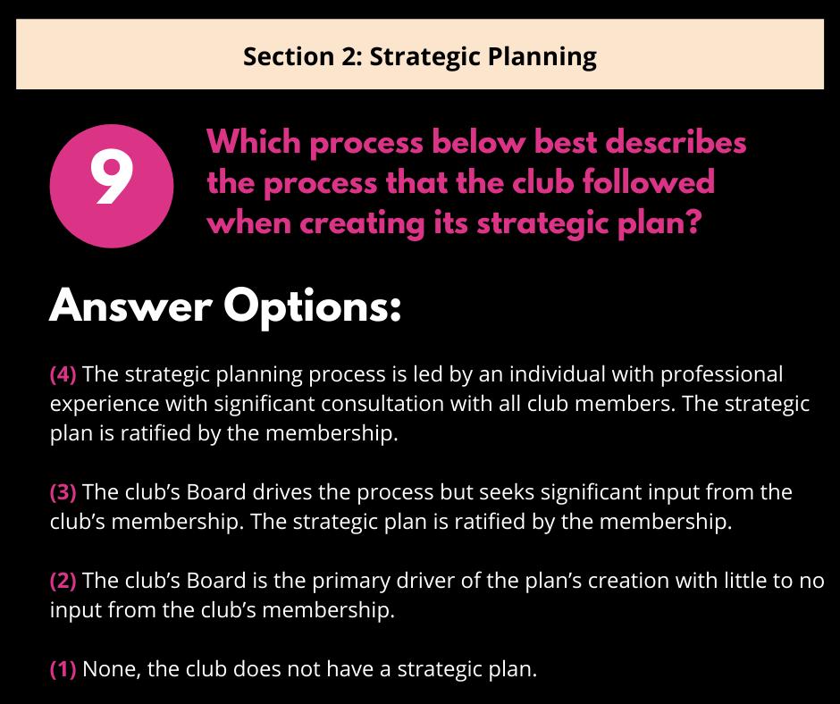 S2 Q2 Strategic Plan Formation