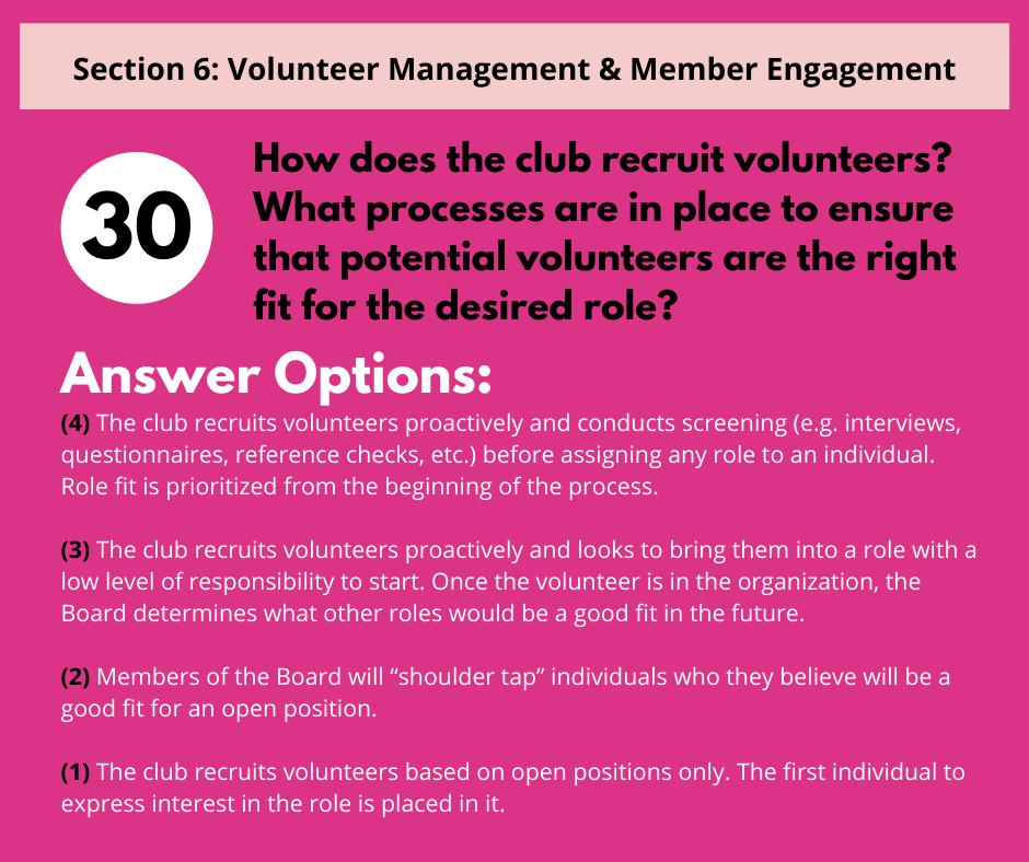 S6 Q2 Recruitment Processes