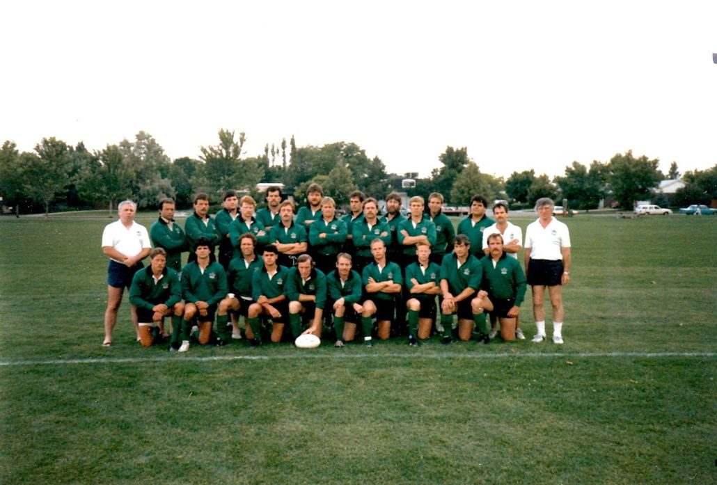1983 Sask PTP Tour Colorado