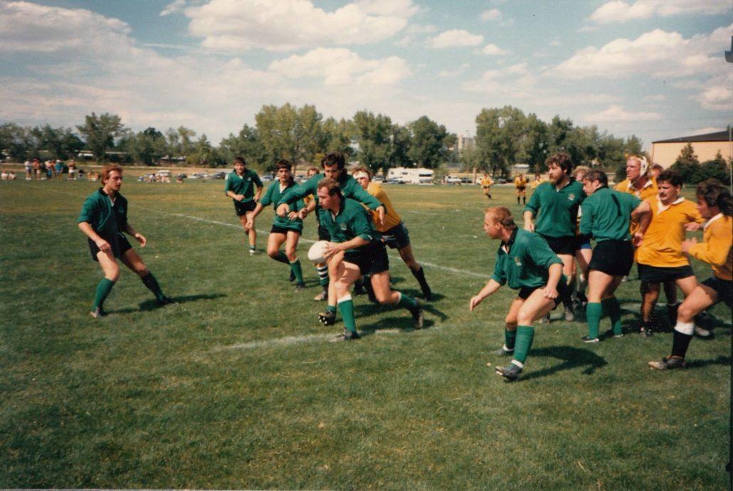 1983 Team Sask Tour