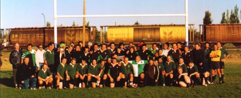 Provincial final2003