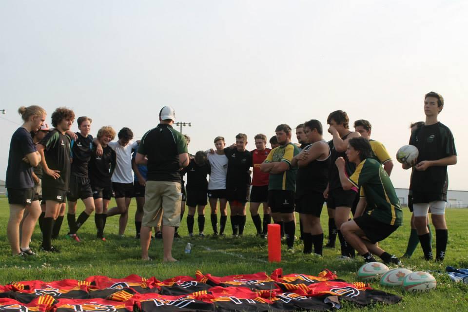 Richard Brindley coaching