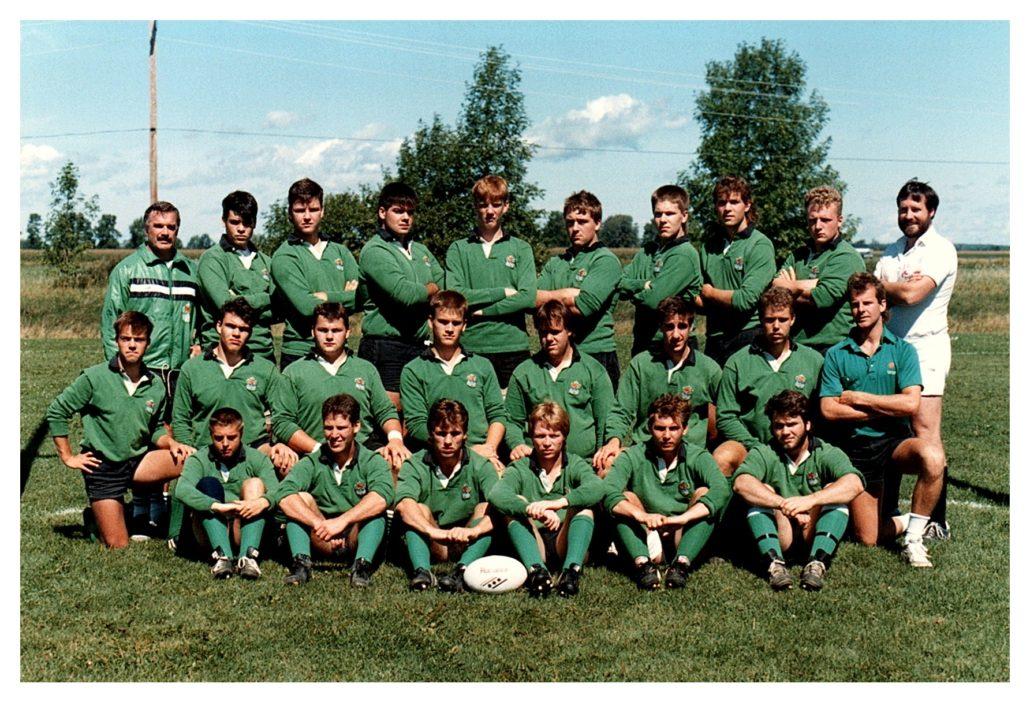 Sask Men 1988 Nationals