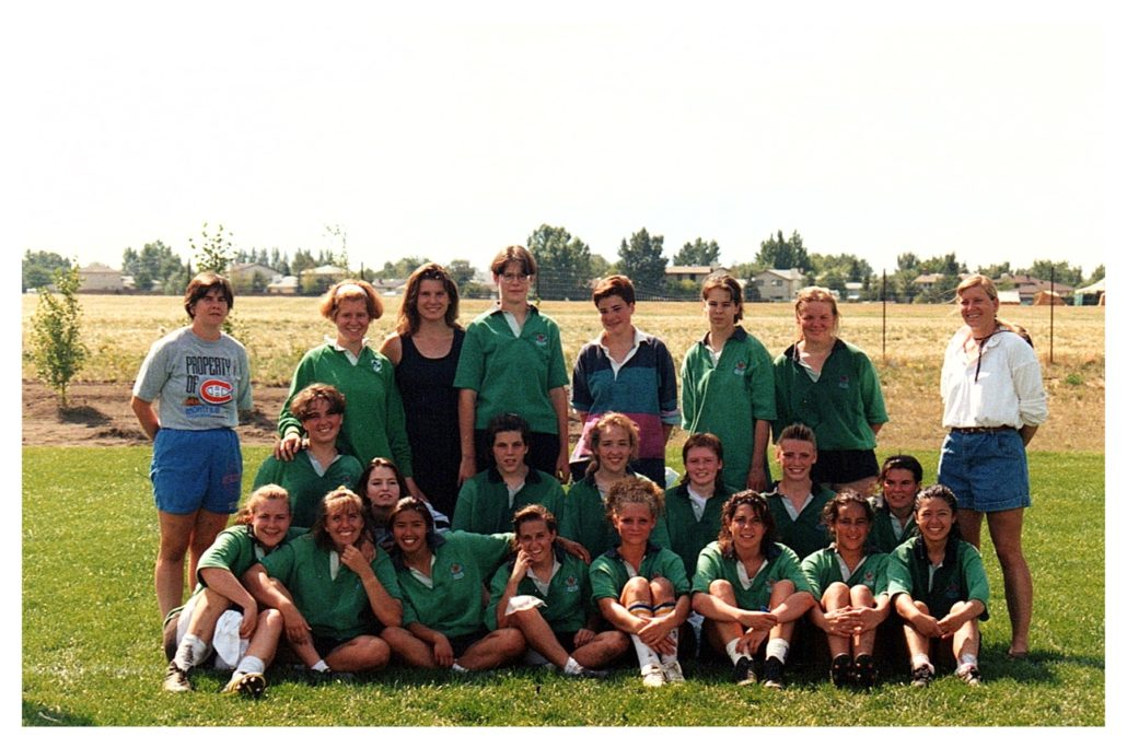 SRU JR. Women 1992